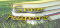 Summer Assignments Posted Online image