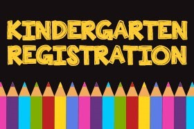 Kindergarten Registration Opens!