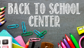 Back-to-School Center