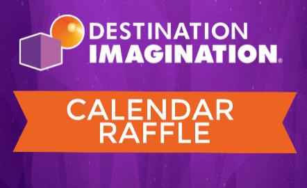Destination Imagination Calendar Raffle