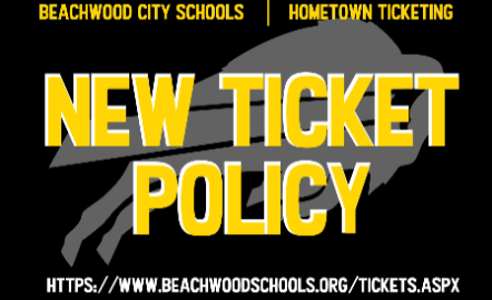 New Athletic Ticket Policy