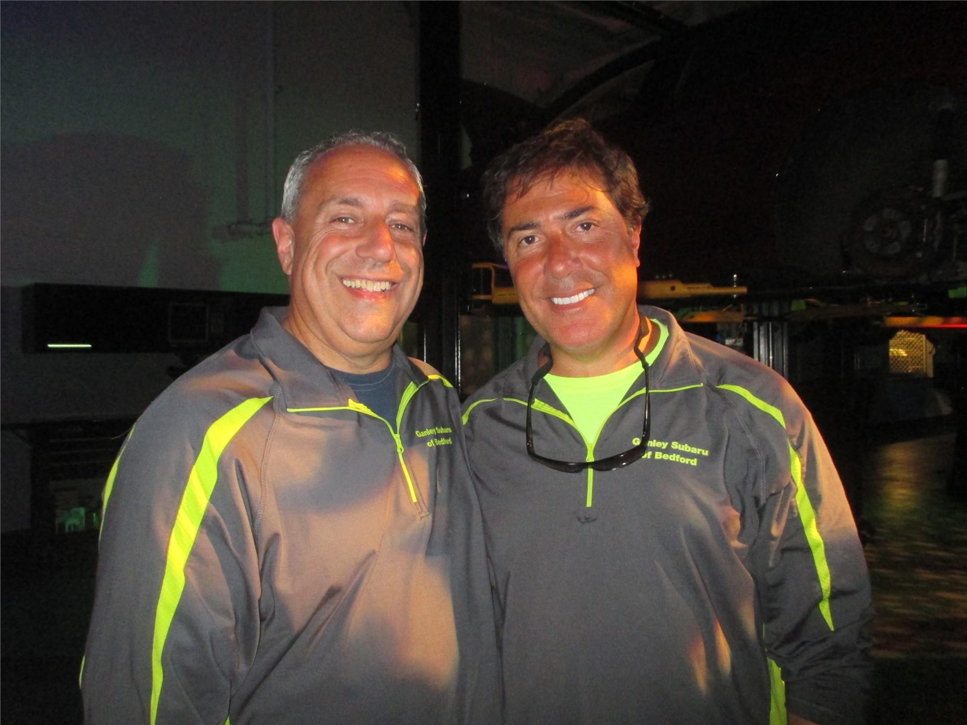 Bob Reiner and Michael Friedman