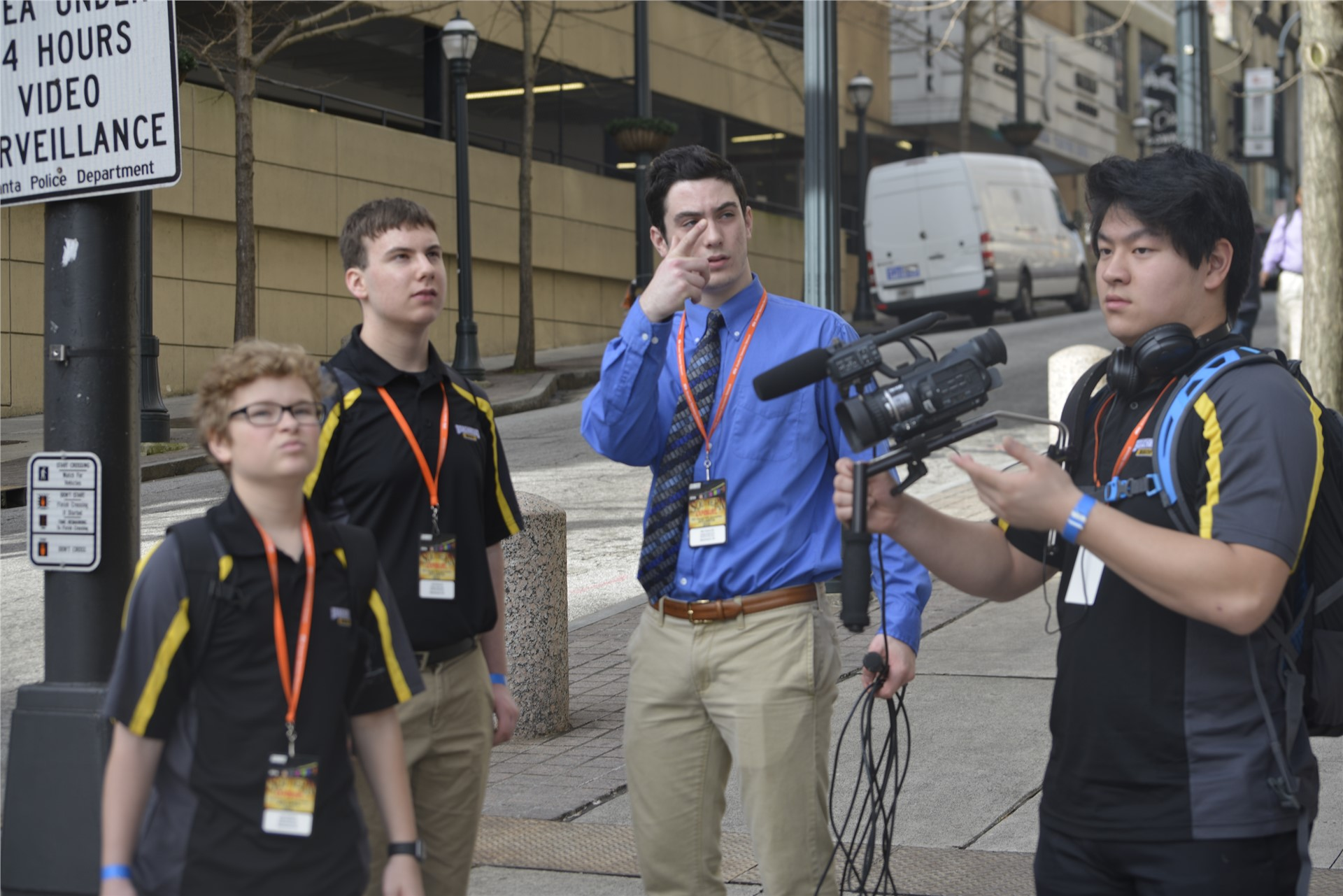 2016 Student Television Network Conference