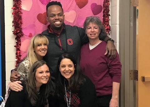 5 teachers